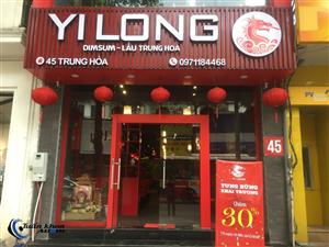 Dự Án - Lắp Đặt Âm Thanh Cho Nhà Hàng YI LONG
