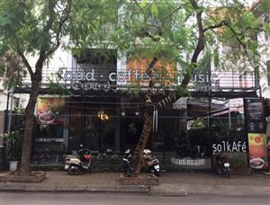 Dự Án - Lắp Đặt Âm Thanh Quán Cafe Acoustic SolKafe