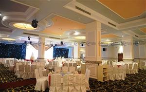 Lắp đặt 4 sảnh tiệc cưới tại Wedding Merastis