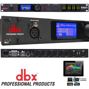DriveRack DBX PA2