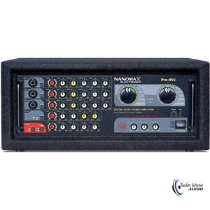 Mixer liền công suất Nanomax Pro-99i