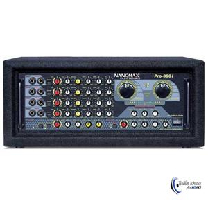 Mixer Nanomax Pro-300ib