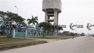 66 Triệu | Dàn Âm Thanh Hội Trường Nước Sạch Đông Anh