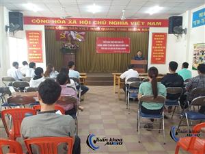36 Triệu | Dàn Âm Thanh Hội Trường Phường Đồng Tâm