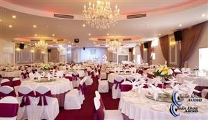 Lắp đặt Âm Thanh Hội Trường Tiệc Cưới Khách Sạn Melia