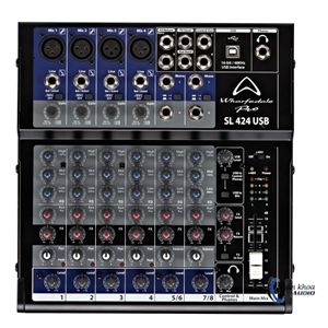 Mixer Wharfedale SL424USB