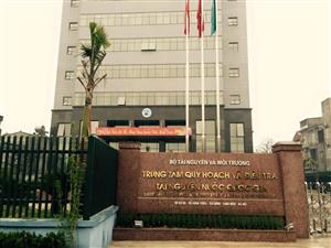 Lắp đặt âm thanh phòng họp Trung tâm Tài nguyên Nước Quốc Gia