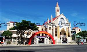 Lắp đặt âm thanh nhà thờ tại Đà Nẵng