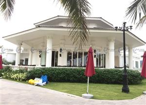 Lắp đặt âm thanh tại Paradise Resort Hạ Long