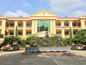 Lắp đặt âm thanh phòng họp tại UBND huyện Lục Ngạn